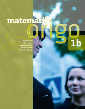 Matematik Origo 1b