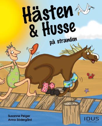 Hästen & Husse På Stranden
