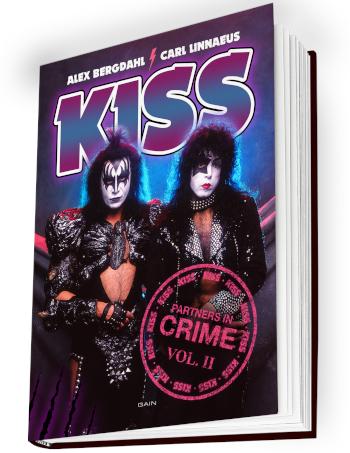 Kiss: Partners In Crime Vol II