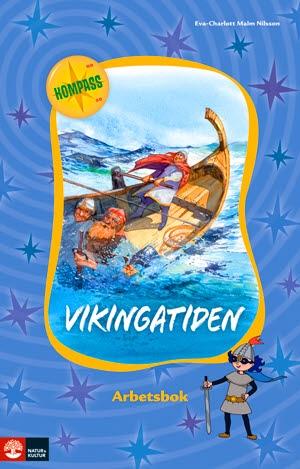 Kompass Historia Vikingatiden Arbetsbok