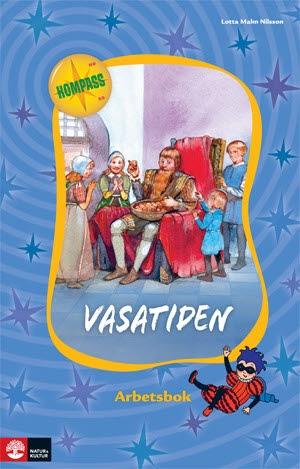 Kompass Historia Vasatiden Arbetsbok