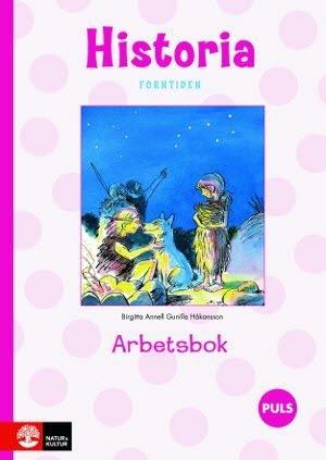 Puls Historia 1-3 Forntiden Arbetsbok