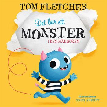 Det Bor Ett Monster I Den Här Boken