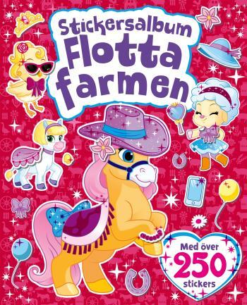 Flotta Farmen - Stickersalbum