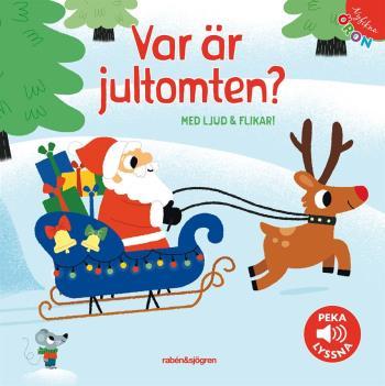 Nyfikna Öron - Var Är Jultomten? - Peka - Lyssna!