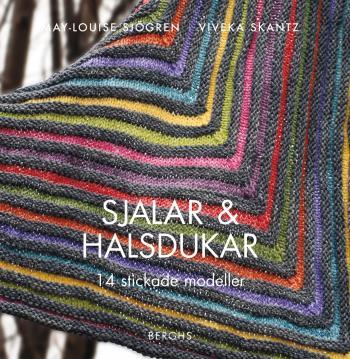 Sjalar Och Halsdukar - 14 Stickade Modeller