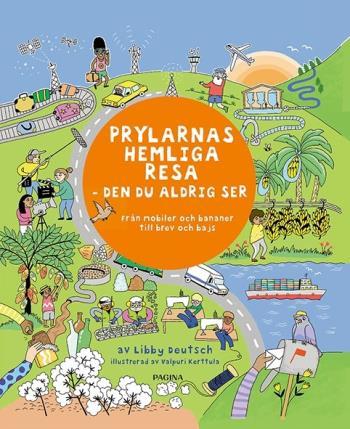 Prylarnas Hemliga Resa - Den Du Aldrig Ser