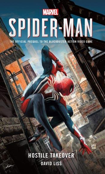 Marvel's Spider-man- Hostile Takeover