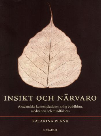 Insikt Och Närvaro - Akademiska Kontemplationer Kring Buddhism, Meditation Och Mindfulness