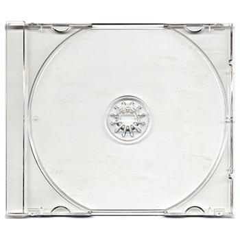 Insats till CD-ask Transparent