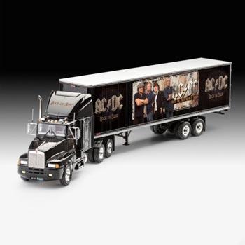 AC/DC - Rock or bust / Trailer (Byggmodell)