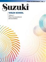 Suzuki Violin Piano Acc 1 Rev