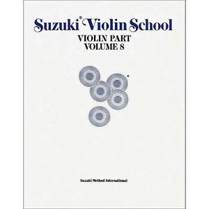 Suzuki Violin  8