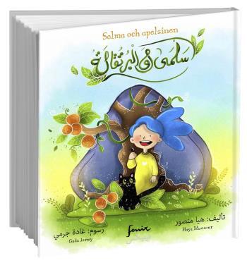 Selma Och Apelsinen - Arabisk-svensk Parallelltext