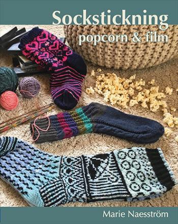 Sockstickning, Popcorn & Film