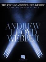 Lloyd Webber Songs, Violin
