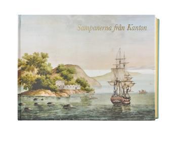 Sampanerna Från Kanton - F.h Af Chapmans Kinesiska Gouacher