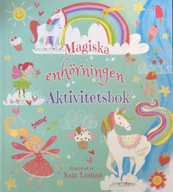 Magiska Enhörningen - Aktivitetsbok