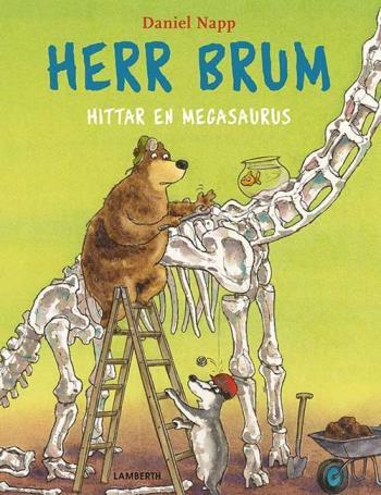 Herr Brum Hittar En Megasaurus