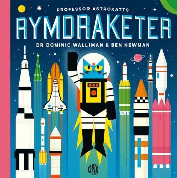Professor Astrokatts Rymdraketer