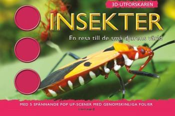 3d-utforskaren - Insekter