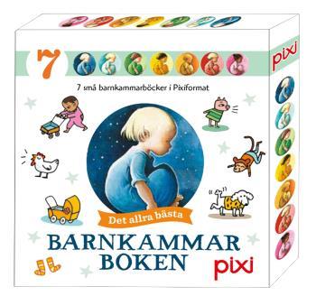 Barnkammarboken 2019 Pixi