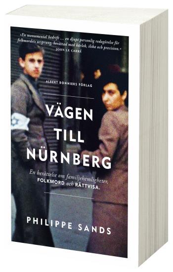 Vägen Till Nürnberg - En Berättelse Om Familjehemligheter, Folkmord Och Rättvisa