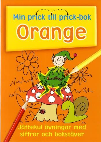 Min Prick Till Prick Bok Orange