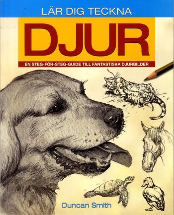 Lär Dig Teckna Djur - En Steg-för-steg-guide Till Fantastiska Djurbilder