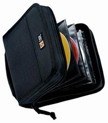 CD-Väska Case Logic CDW-32 för 32st CD-skivor