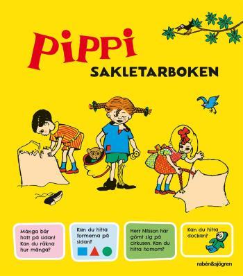 Pippi Sakletarboken