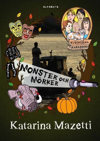 Kusinerna Karlsson - Monster Och Mörker