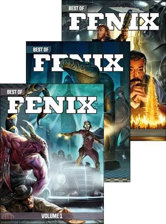 Best Of Fenix, Volume 1-3