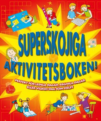 Superskojiga Aktivitetsboken