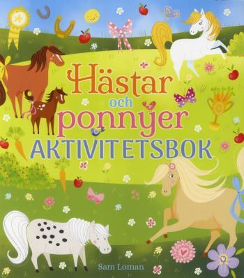 Hästar Och Ponnyer - Aktivitetsbok
