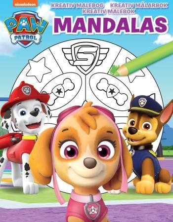 Nickelodeon Mandalas Paw Patrol