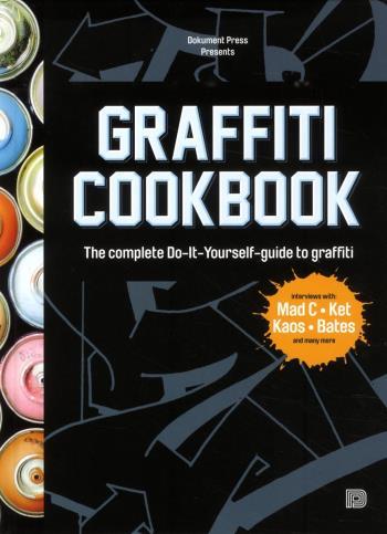 Graffiti Cookbook (english Edition)