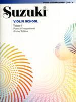 Suzuki Violin Piano Acc 4 Rev