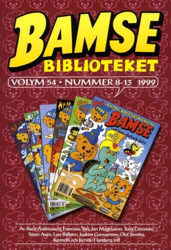 Bamse Biblioteket. Vol 54, Nummer 8-13 1999
