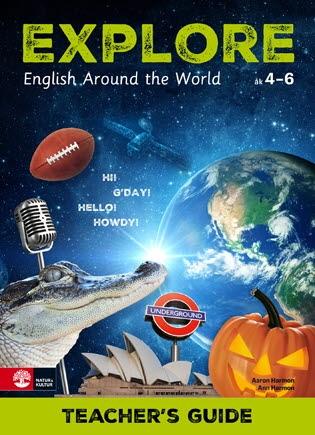 Explore Teacher's Guide - English Around The World