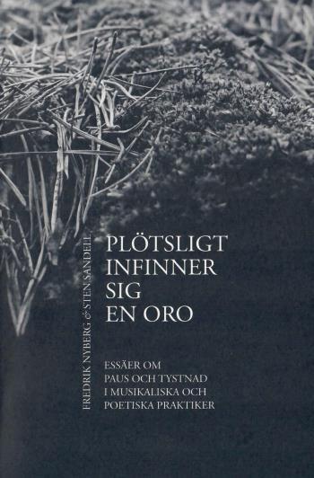 Plötsligt Infinner Sig En Oro - Essäer Om Paus Och Tystnad I Musikaliska Och Poetiska Praktiker