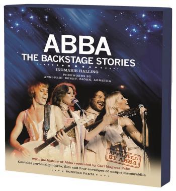 Abba The Backstage Stories (engelsk Utgåva)