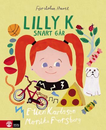 Lilly K Snart 6 År