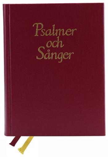 Psalmer Och Sånger, Melodipsalmbok