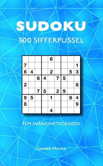 Sudoku- 300 Sifferpussel