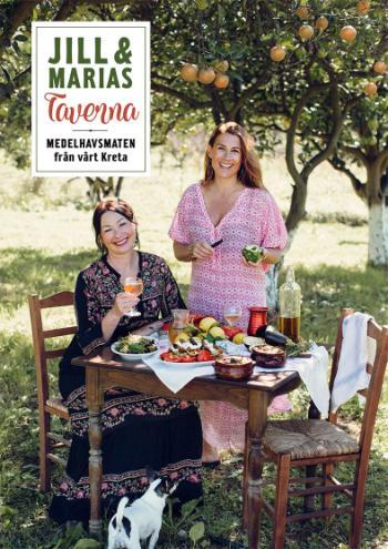 Jill & Marias Taverna - Medelhavsmaten Från Vårt Kreta