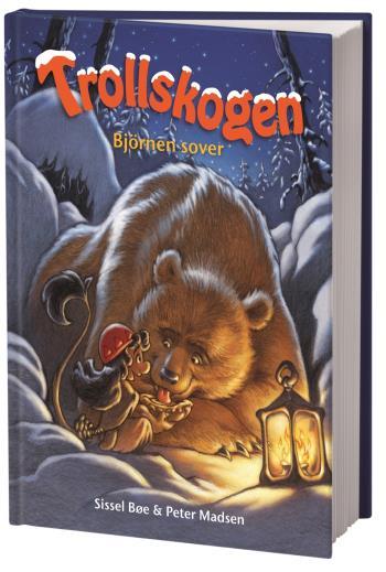 Trollskogen - Björnen Sover