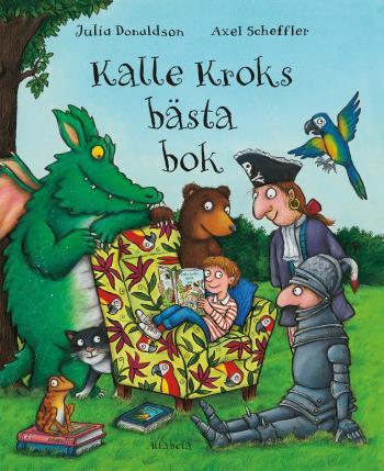 Kalle Kroks Bästa Bok