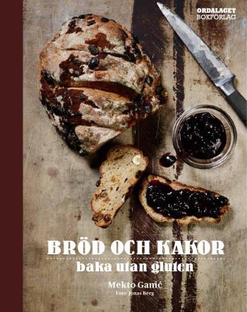 Bröd Och Kakor - Baka Utan Gluten