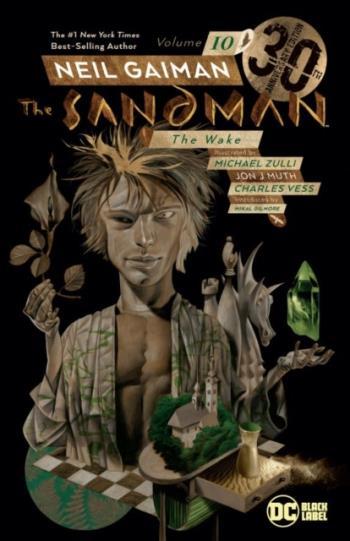 Sandman Vol. 10- The Wake 30th Anniversary Edition